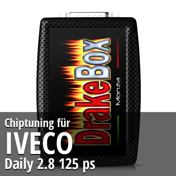 Chiptuning Iveco Daily 2.8 125 ps