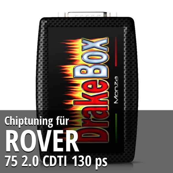 Chiptuning Rover 75 2.0 CDTI 130 ps