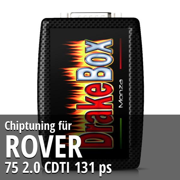 Chiptuning Rover 75 2.0 CDTI 131 ps