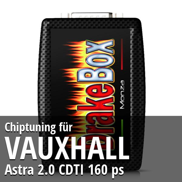 Chiptuning Vauxhall Astra 2.0 CDTI 160 ps