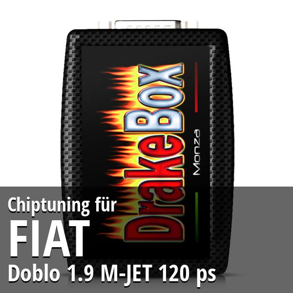 Chiptuning Fiat Doblo 1.9 M-JET 120 ps