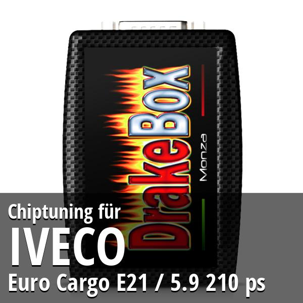 Chiptuning Iveco Euro Cargo E21 / 5.9 210 ps