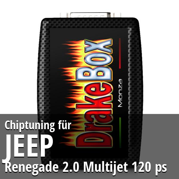 Chiptuning Jeep Renegade 2.0 Multijet 120 ps