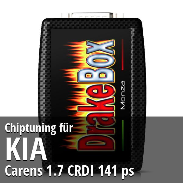 Chiptuning Kia Carens 1.7 CRDI 141 ps