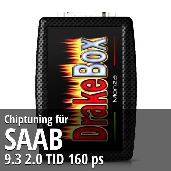 Chiptuning Saab 9.3 2.0 TID 160 ps