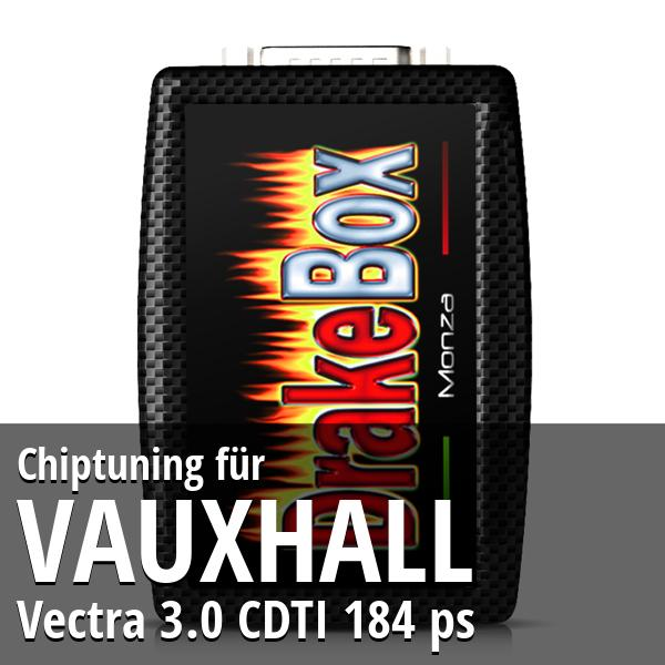Chiptuning Vauxhall Vectra 3.0 CDTI 184 ps